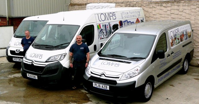 Mentoring boosts enquiries for office furniture and supplies company