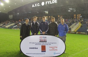 AFC Fylde Community Foundation.