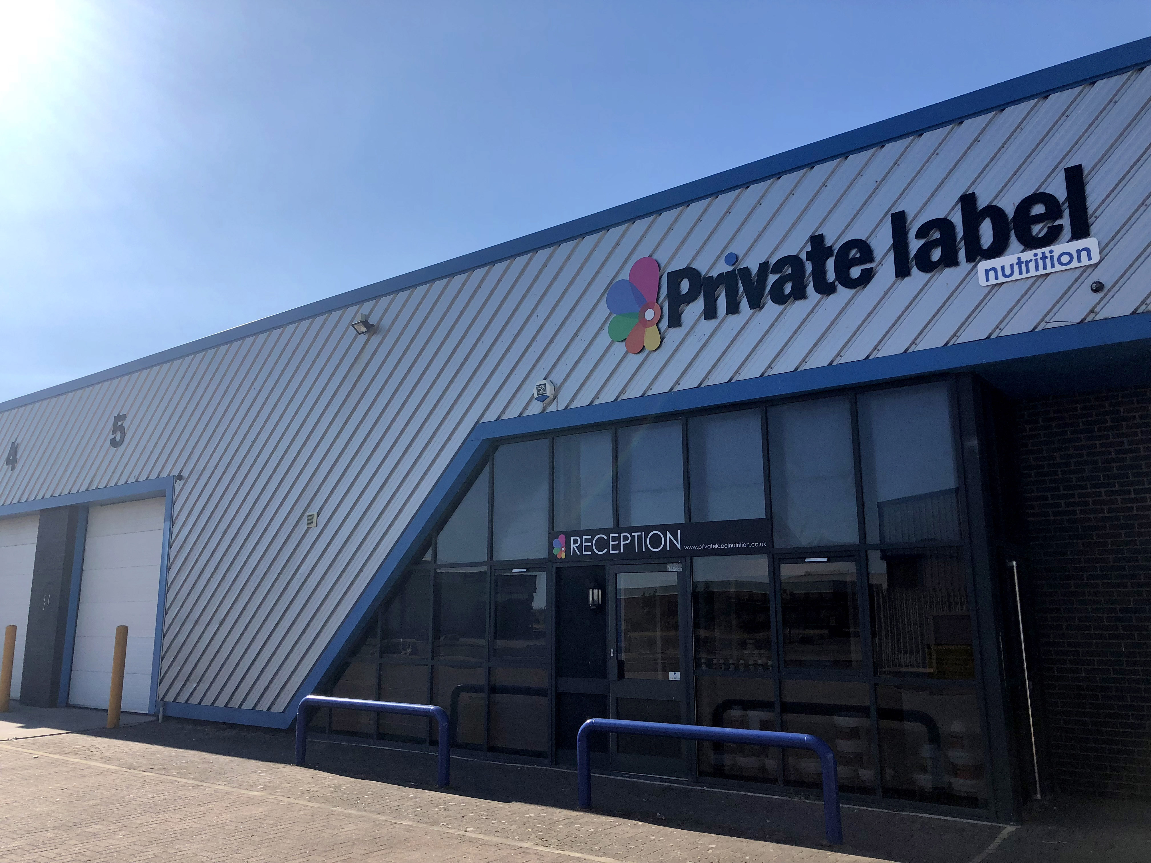 This is a picture of Gratifying Private Label Nutrition Blackpool