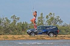 Charlotte Consorti, jumping !