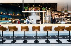 Opened earlier this year The Perfectionnist is a restaurant by Chef Heston Blumenthal. London Heathtrow Airport, Terminal 2.