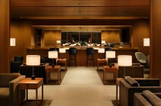 Tokyo Haneda Airport new Cathay Pacific premium lounge by Interior Designer Ilse Crawford