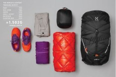 Packing Light for great trail and outdoor sport with Haglofs L.I.M backpack serie.