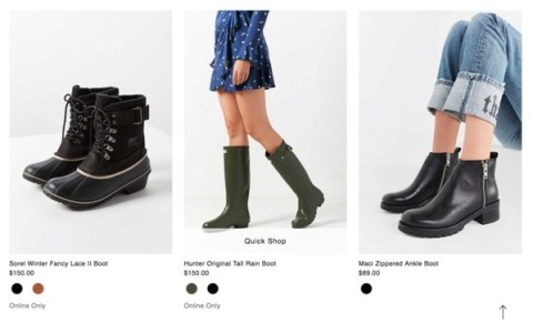 urban outfitters boots