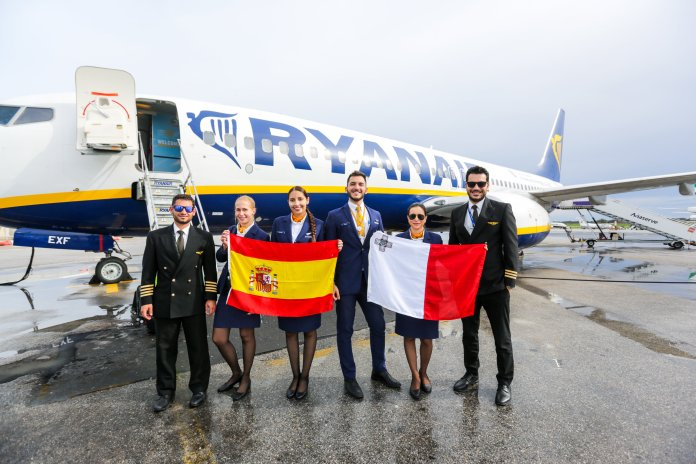 (source: Malta International Airport media)