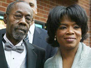 Oprah Winfrey and father   Oprah winfrey family, Oprah winfrey, Oprah