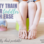 Potty Train Your Toddler with Ease