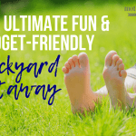 The Ultimate Backyard Getaway to Wow Your Kids