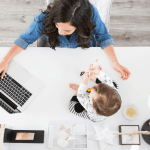 Work-at-Home Mom Daily Schedule