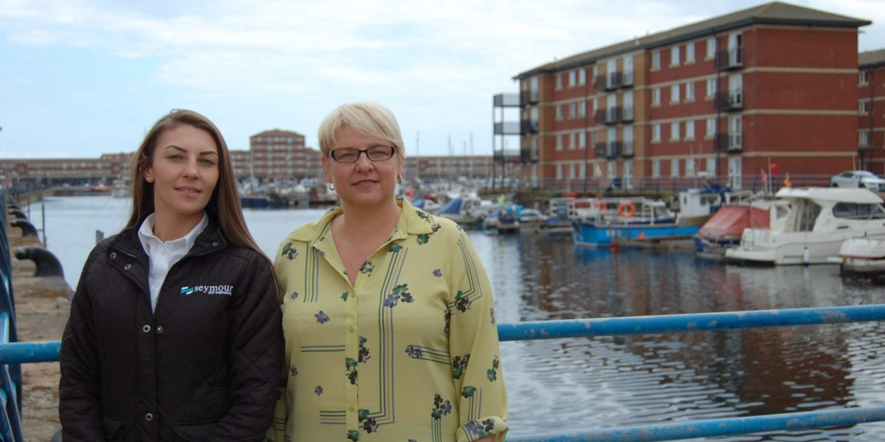 Hartlepool company urging women to become next generation of engineers