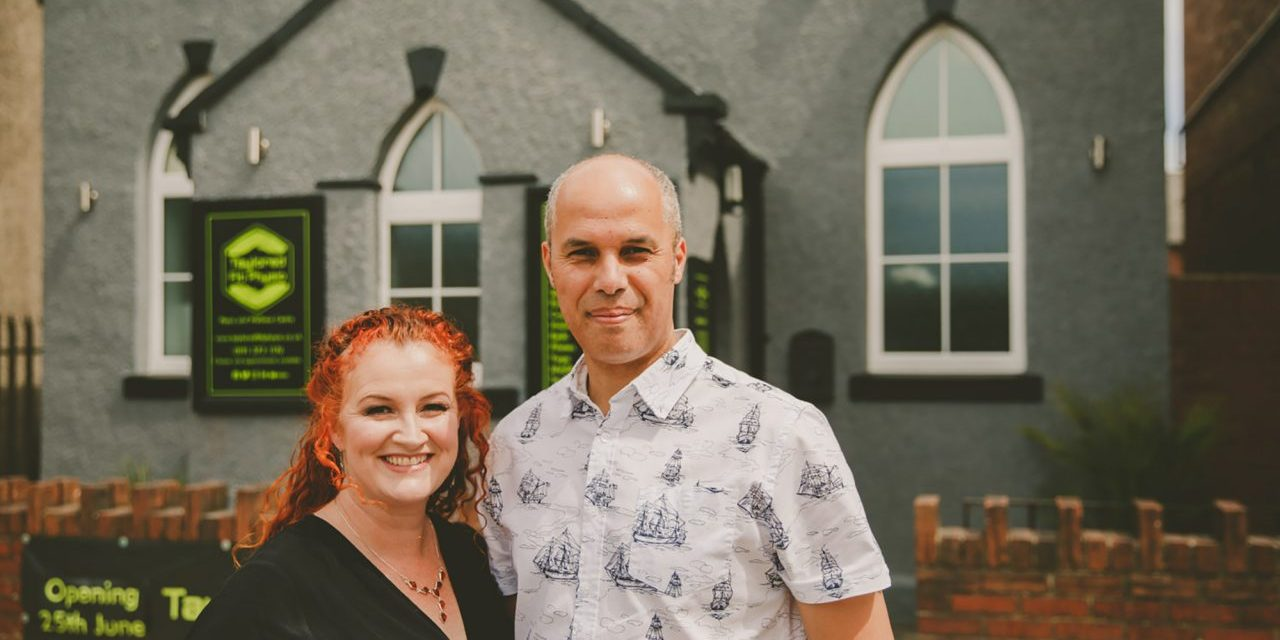 Langley Park chapel is a Taylored Fit for family business