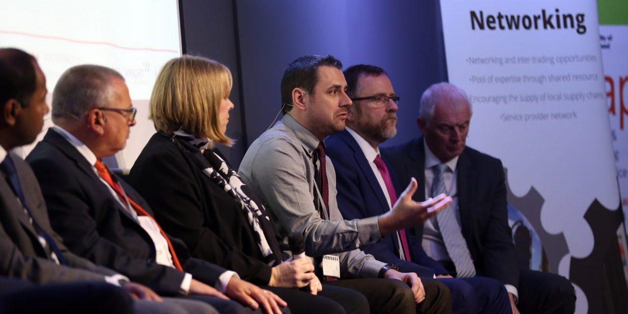 Line up for industry leaders' panel at EMCON announced
