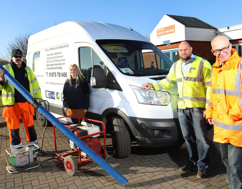 Northumberland company plans for further expansion after relocation