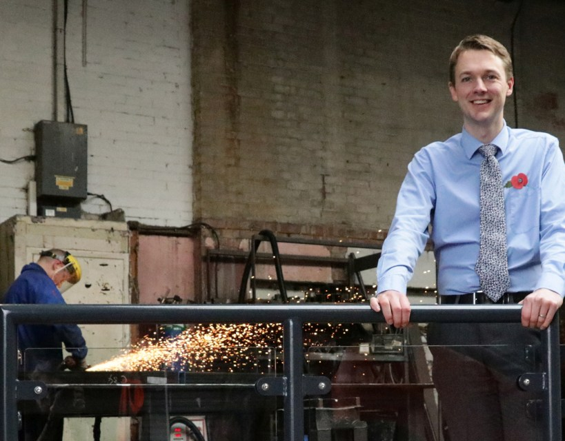 County Durham metalwork firm expands into Europe