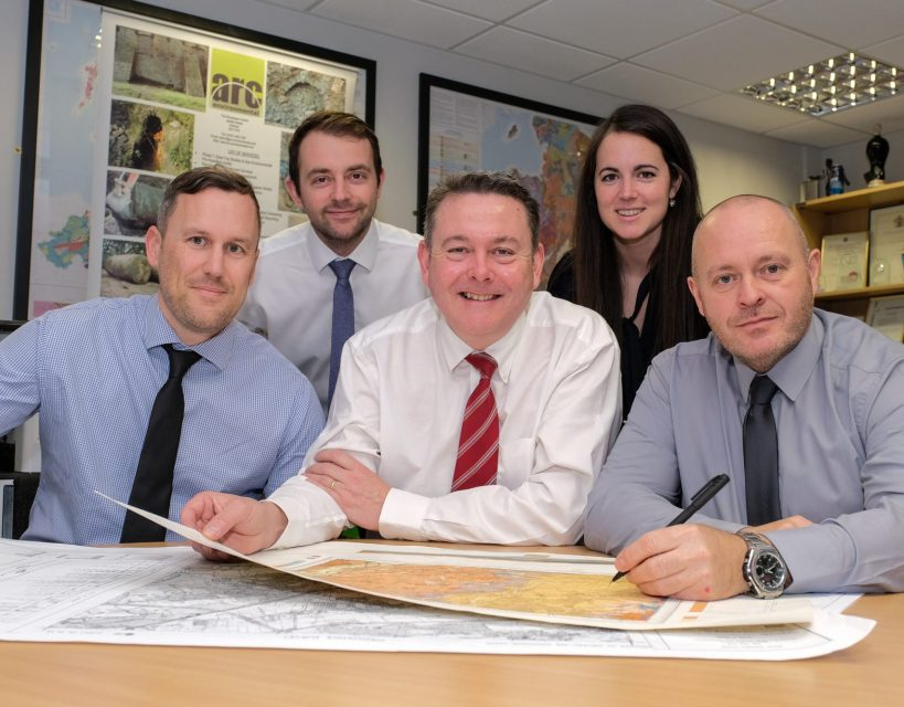 Durham company Arc in management buy-out