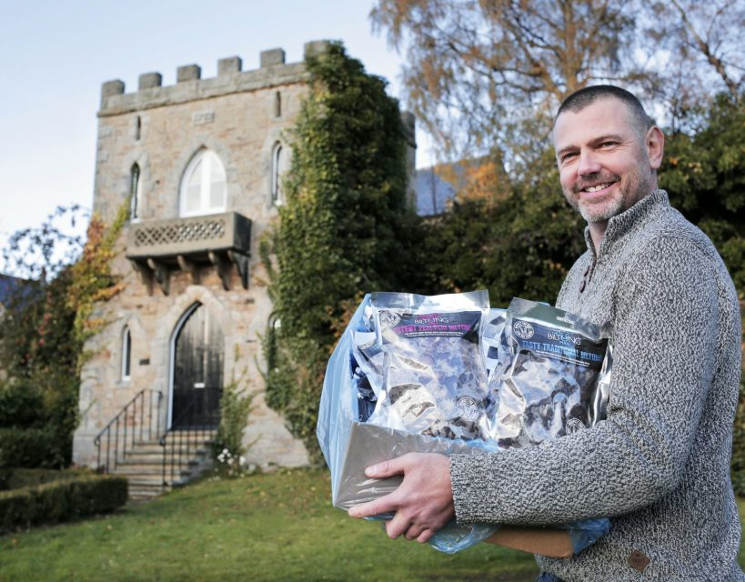 Old family recipe proves a hit for The Biltong Man
