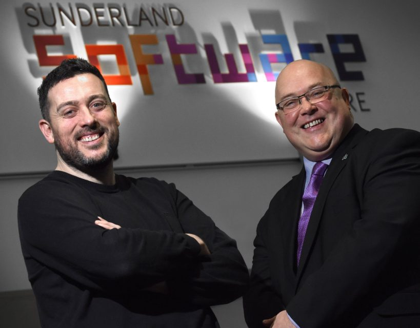 Sunderland company launches software that can shape skills agenda