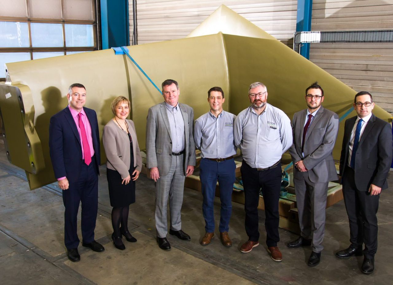 County Durham engineering firm to create 100 jobs after securing £1.95m of investment