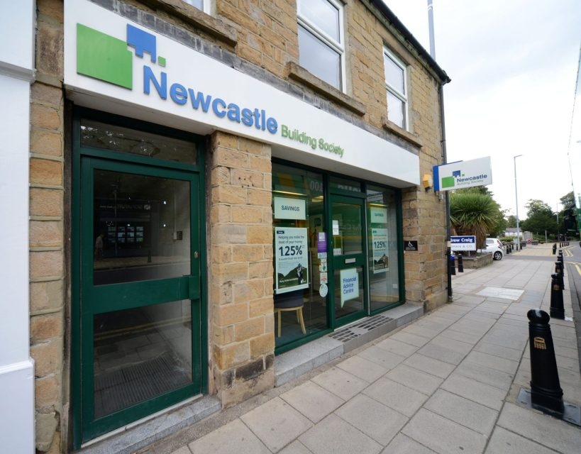 North East's biggest building society unveils new look for Whickham branch