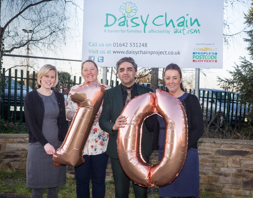 Teesside orthodontic practice marks 10-year anniversary with charity donations