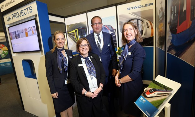 Stadler Rail to outline its rolling stock and plans for UK growth at EMCON