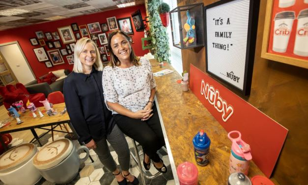 Global baby brand moves to larger South Tyneside premises to support continued growth