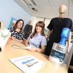 Paint manufacturer gives charity's coaching room a complete makeover