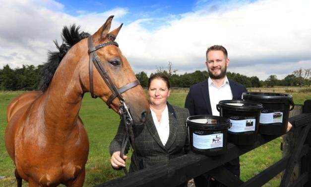 Manufacturer of equine supplements is galloping towards growth with five-figure investment