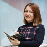 Copywriter marks first year in business with move to innovation centre