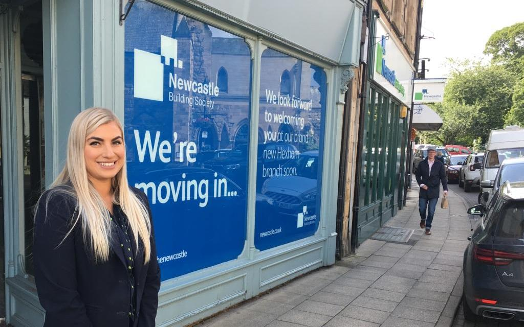 NBS growth continues with new branch at Hexham