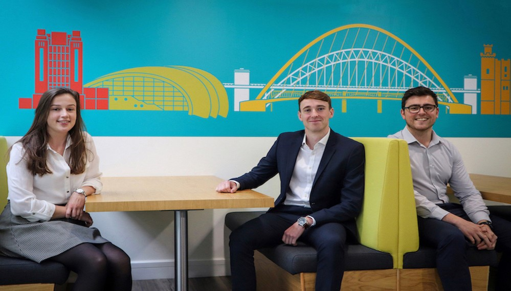 Planning and development consultancy announces appointment of graduates