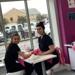 Hartlepool beauty and training academy re-opens after fire