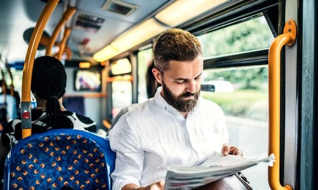 Coronavirus update: £397m funding boost to keep England's buses moving