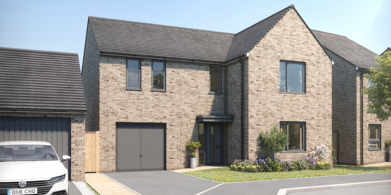 National housing developer finds a new home in the North East