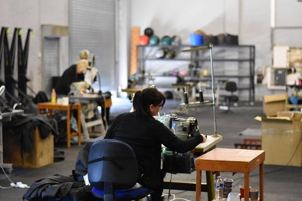 North Shields manufacturer utilises skills and expertise to make gowns for the NHS