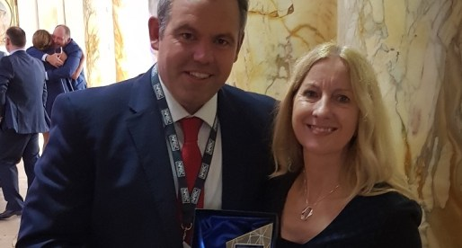 Cardiff Construction Manager Takes 'Best in Business' Title for Wales
