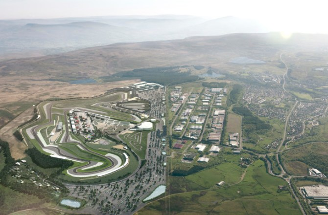 Latest Circuit of Wales Statement
