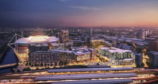 New Public Square Plans for the Heart of Cardiff City Centre