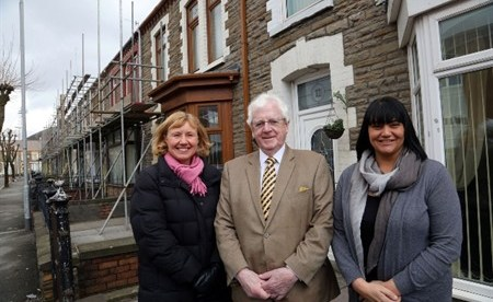 Port Talbot Householders Give a Warm Welcome to Insulation Improvements