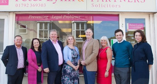 Peter Lynn and Partners Make New Appointment at their Mumbles Office