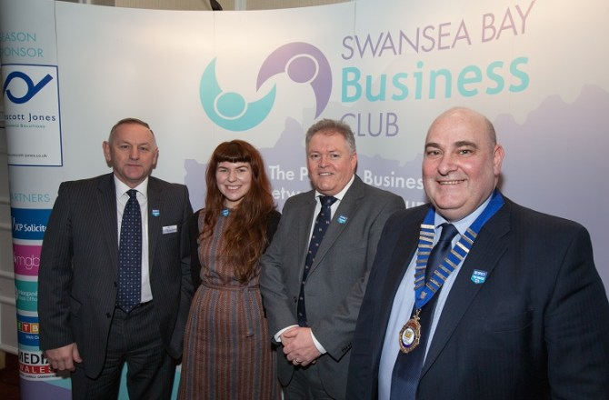 Jonathan Davies OBE to Celebrate St David's Day with Business Club