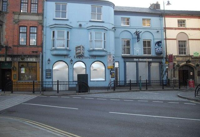 Former Pontypool Pub Transformed into Residential and Retail Units