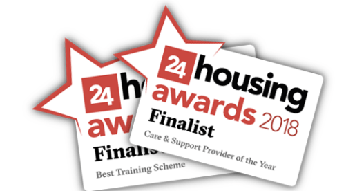 Housing Association Recognised on National Stage