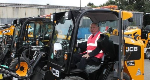 Powys Council Invest Nearly £1m in New JCB Equipment as Part of a Spend-to-Save Initiative