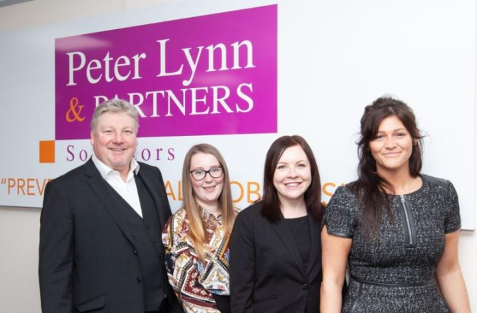 New Year, New Appointments for Peter Lynn