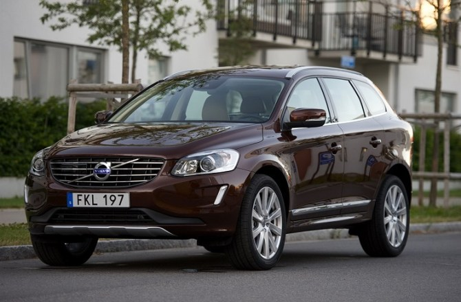 Volvo XC60: The Perfect Business Car?