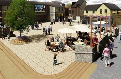 Plans for Carmarthen Cafe Quarter Set to Go Ahead