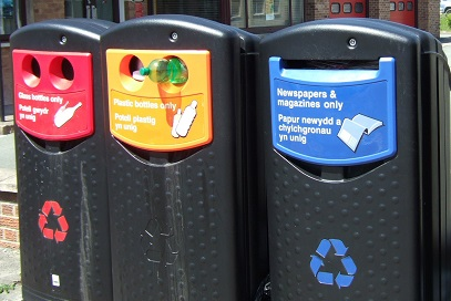 £50m New Funding to Further Improve Recycling Rates in Wales