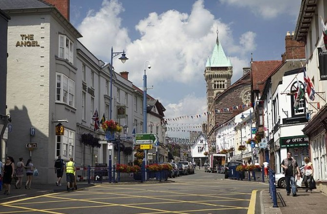 Monmouthshire Ranks Top out of 22 Local Authorities in Wales