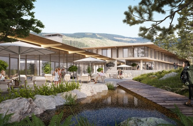 Approval Granted for 970-Job Afan Adventure Resort